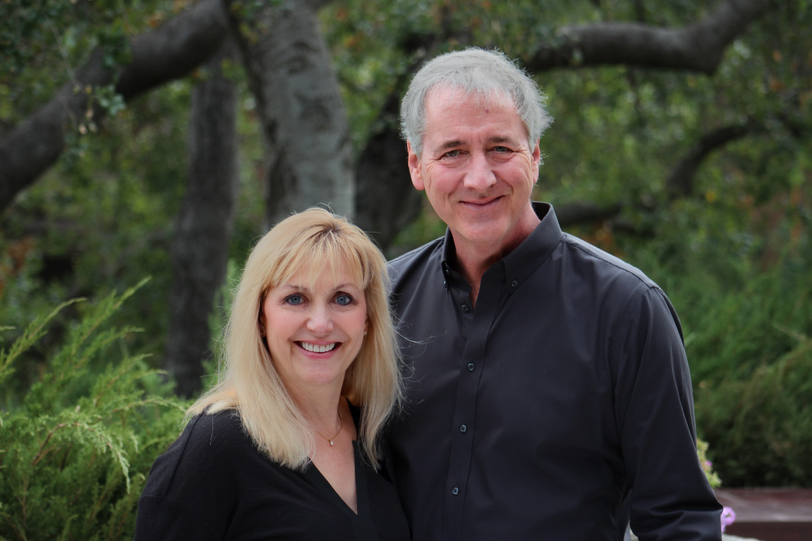 Roland and Linda Wilcox